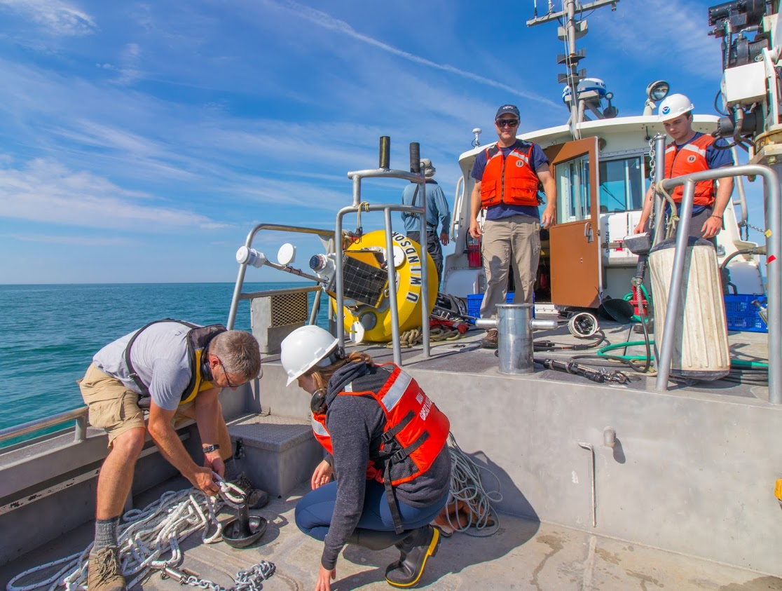 Lake Erie Hypoxia and HAB models