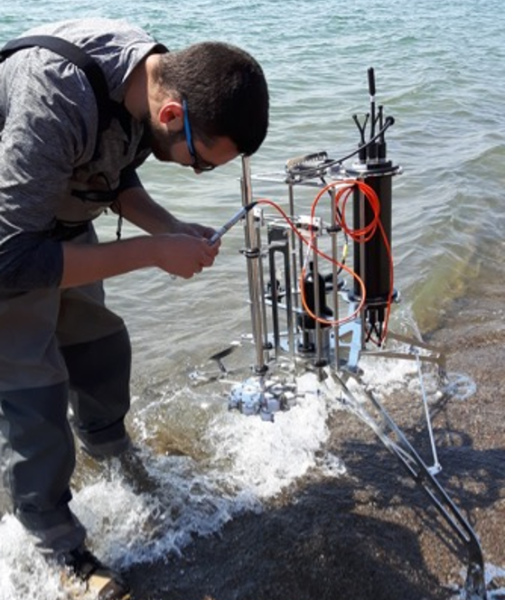 Evaluating Microbial Nutrient Sediment Dynamics in Lake Erie Watersheds
